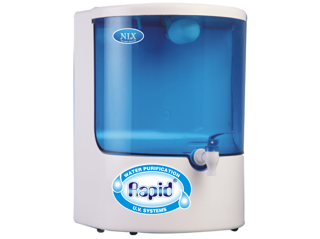 Rapid RO Water Purifier Systems, Reverse Osmosis Filter Home ...